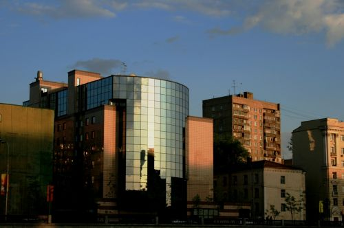 Office Buildings, Moscow
