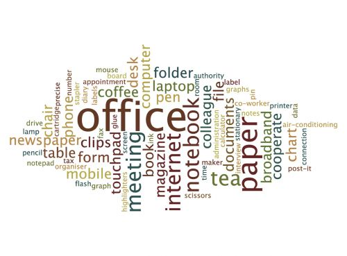 abstraktus, fonas, verslas, debesis, koncepcija, grafika, grupė, iliustracija, biuras, stilius, žyma, žodis, popierius, nešiojamojo kompiuterio, internetas, susitikimas, biuro žodis debesis