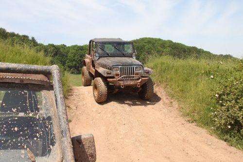 offroad mamutpark jeep