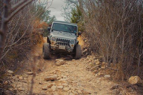offroad  jeep  hidden falls