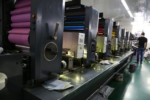 offset printing  printing service  factory