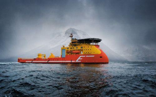offshore ship cargo