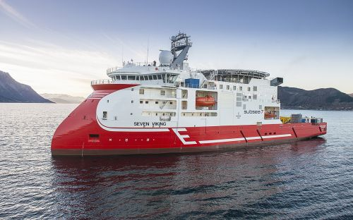 offshore vessel ship