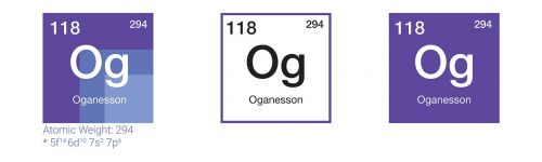 oganesson chemistry periodic table
