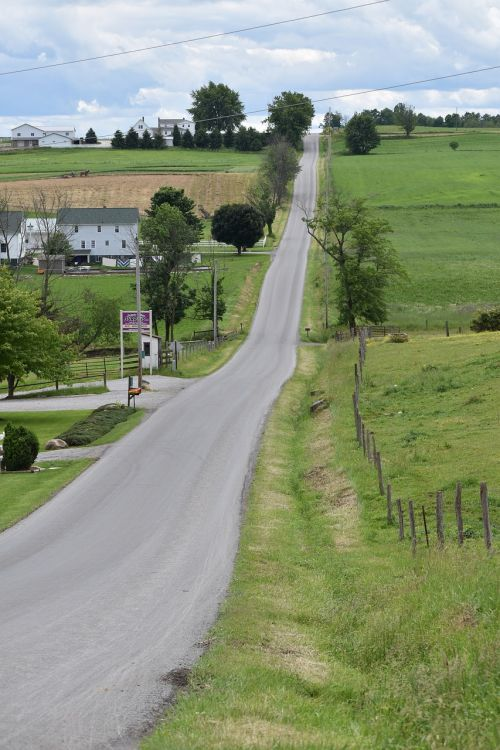 ohio scenery road