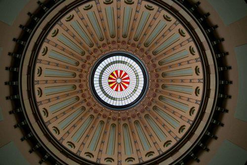 ohio statehouse columbus rotunda