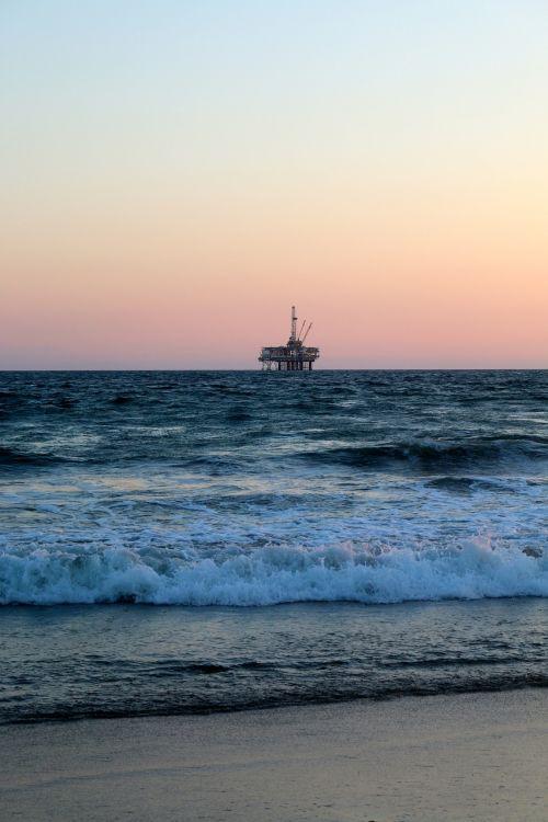 oil fuel rig