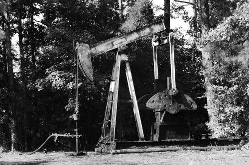 oil pump black