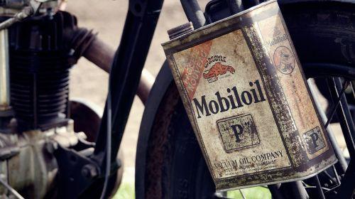 oil motor historic