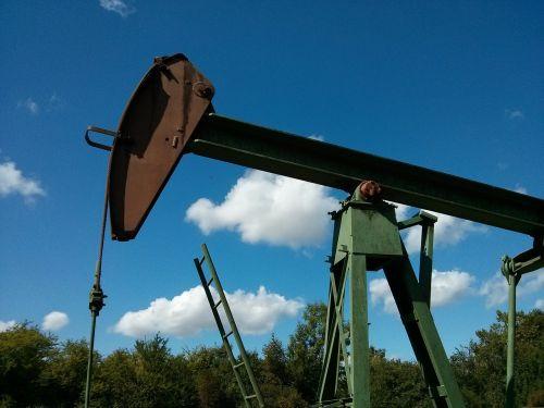 oil oil production oil pump