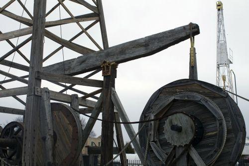 oil field equipment drilling