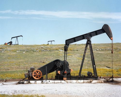 oil pump jacks energy industry