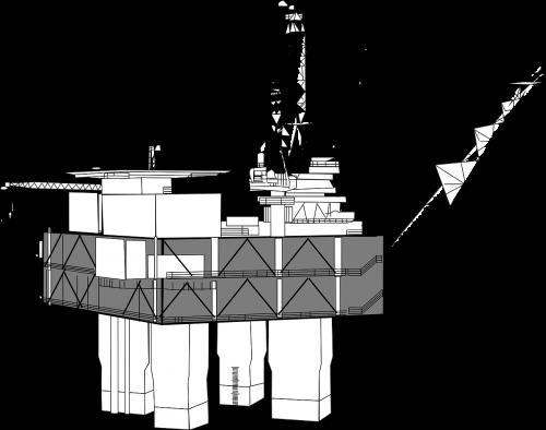 oil rig oil rig