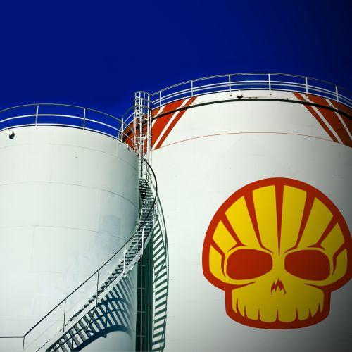 oil tank storage tank logo