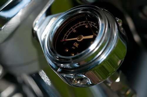 oil temperature gauge motorcycle details
