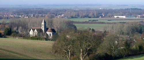oise territory church