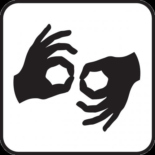 Gerai,Gerai,gerai,rankos,pirštai,gerai,gerai,simbolis,ženklas,piktograma,nemokama vektorinė grafika
