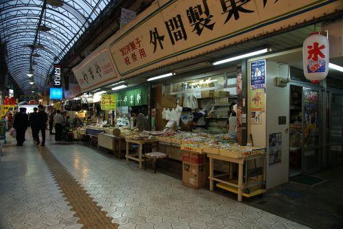 okinawa market japan