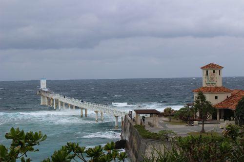 okinawa prefecture sea beach