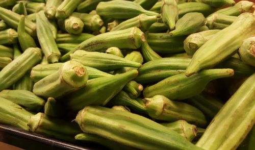 okra okro cooking