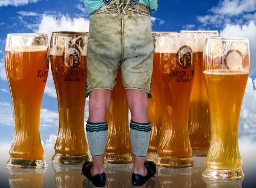 oktoberfest wheat beer beer glass