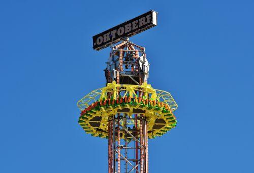 oktoberfest ride folk festival