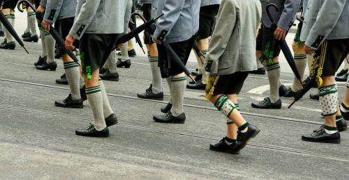 oktoberfest bavaria parade