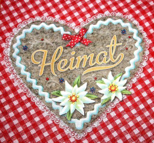 oktoberfest heart home