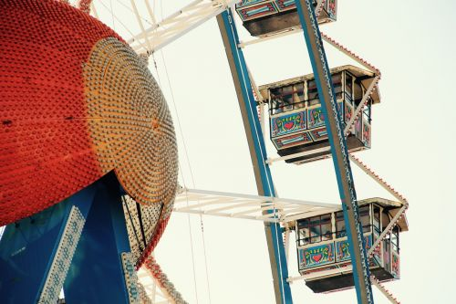 oktoberfest munich ferris wheel