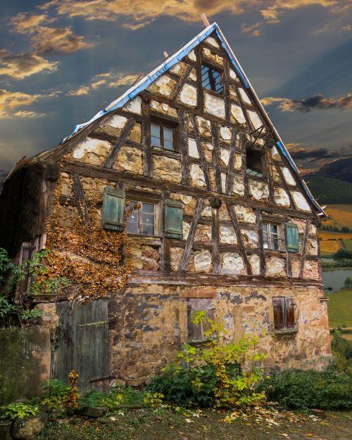 old farmhouse old farmhouse