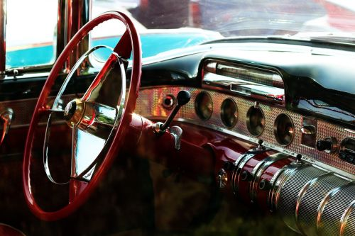 old car 1970