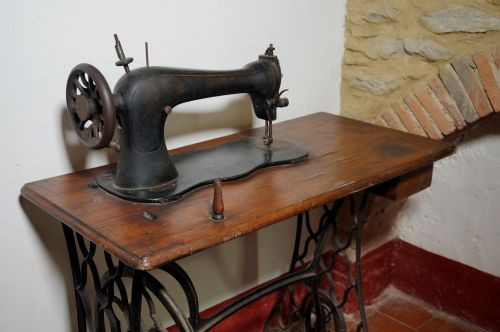 old machine sew
