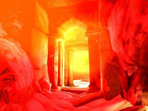 old ancient hidden
