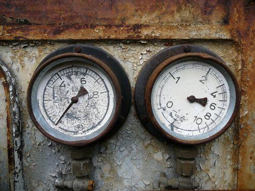 old ad gauge