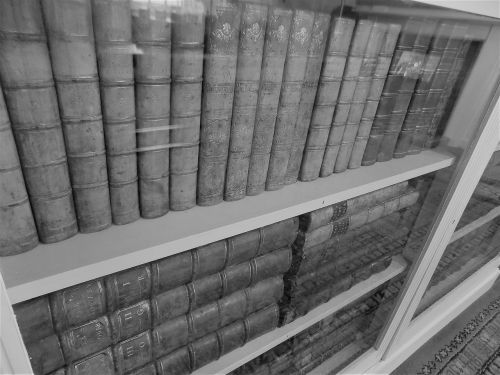 old books library