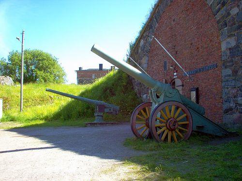 old coastal guns museum