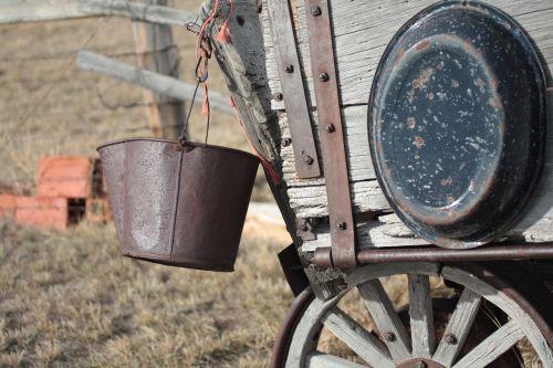 old antique western
