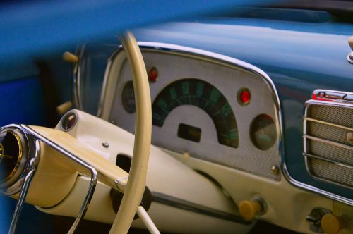 old auto car