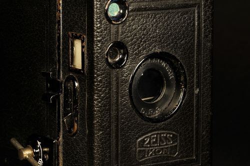 old antique zeiss