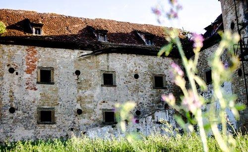 old  abandoned  broken
