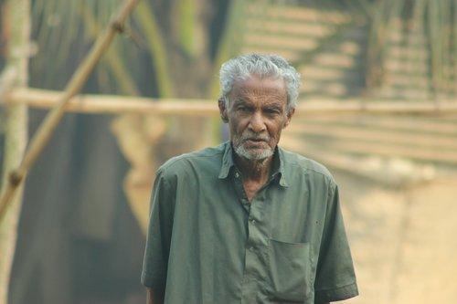 metai, vyras, portretas, žmogus, žmogus, žmonių, Patinas, vyrai, barzda, vargšas