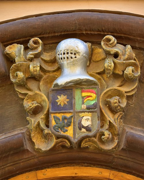 old  coat of arms  heraldry