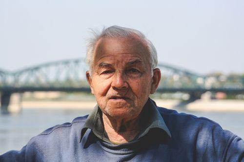 old man people