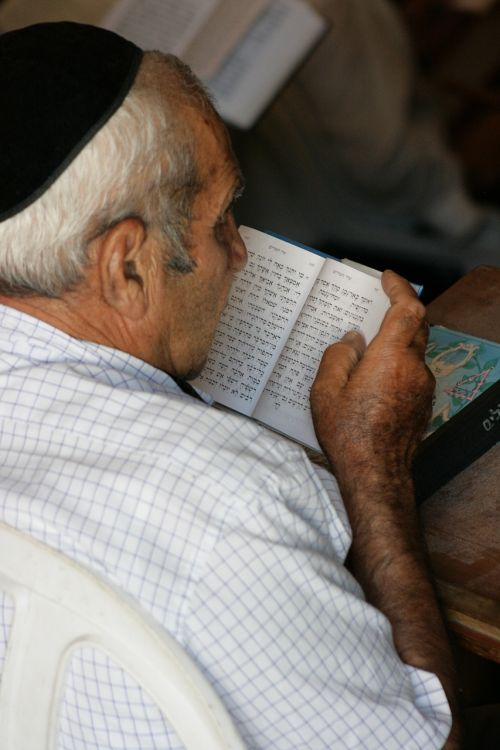 old man prayer
