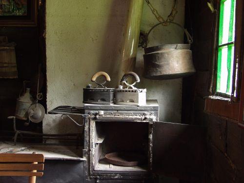 old stove nostalgia