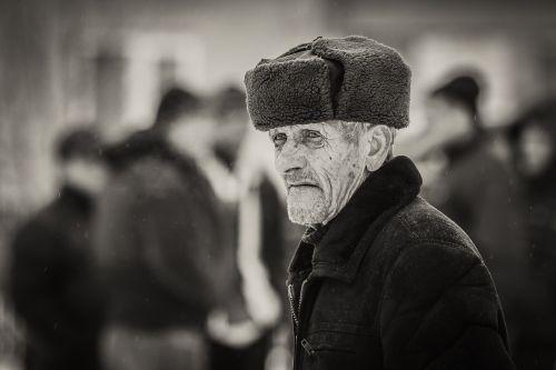 old age village romania
