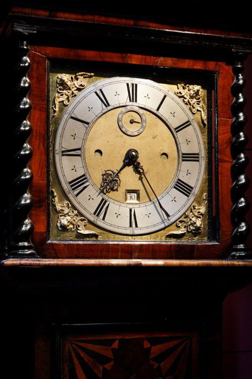 Old Antique Clock