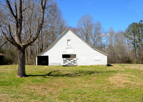 Old Barn Shed