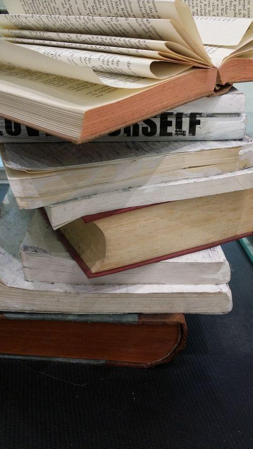 old books books a pile of books