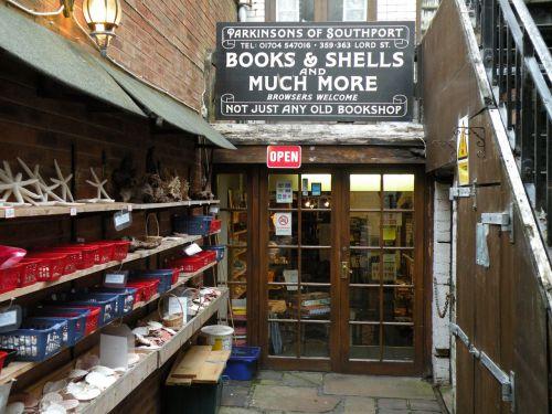 Old Bookshop Entrance